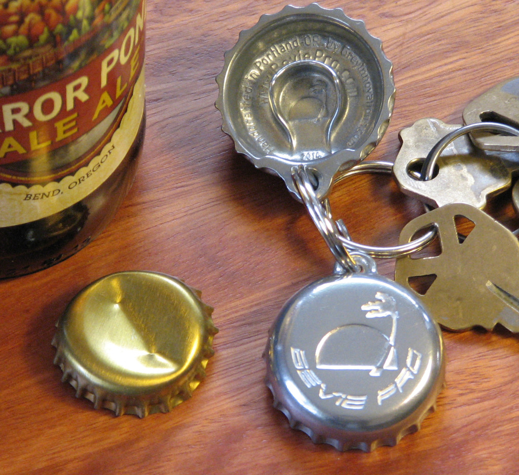 Bevie Pro Custom Bottle Opener